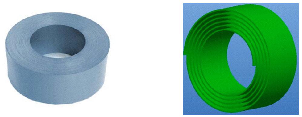 transformation-lamination-core-toroidal-shape